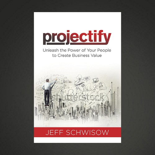 Book Cover Design Competition : Quot projectify book cover design contest