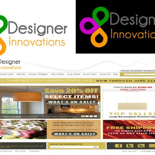 Runner-up design by ItsMSDesigns