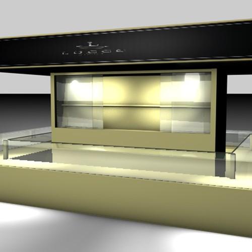 Runner-up design by sgsrdesign
