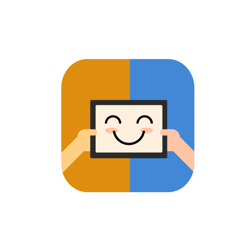 Create app icon for ios app named draw with me concours for Who can design an app for me