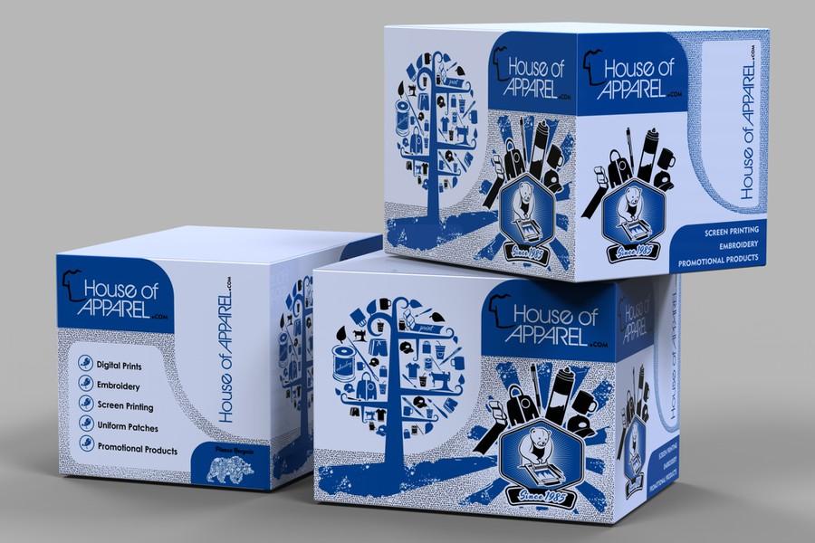 Design vencedor por russell.the.ice
