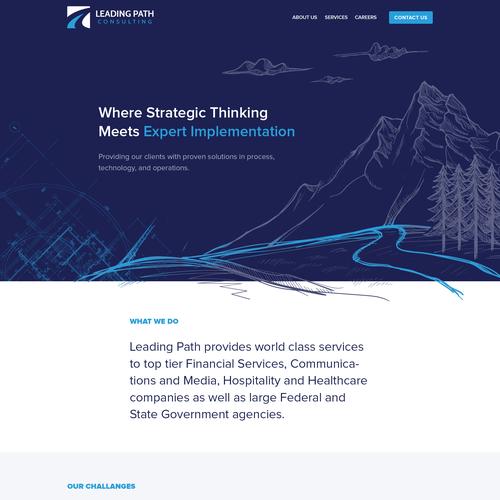 Ontwerp van finalist webDAE