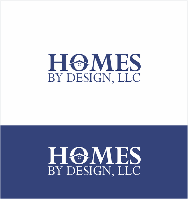 Create the next logo for homes by design llc logo for Design homes llc