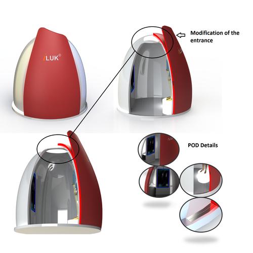 Design finalisti di Designs ML