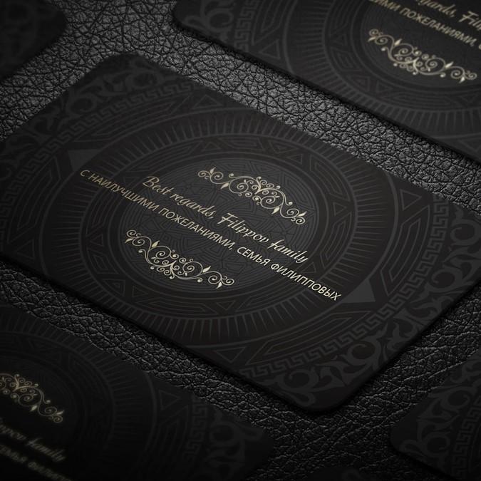 Design vencedor por Virtual Designs