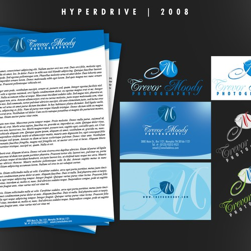Runner-up design by hyperdrive