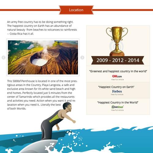 Runner-up design by HFW