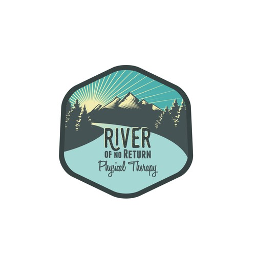 Create A Vintage Outdoor Adventure Logo For River Of No Return Physical Therapy Wettbewerb In Der Kategorie Logo 99designs