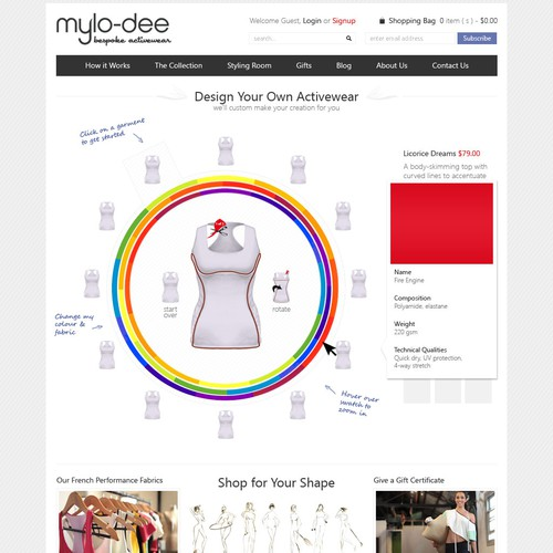 Runner-up design by NK1568