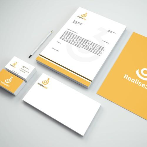Design a contemporary logo for a strategic creative for Strategic design consultancy
