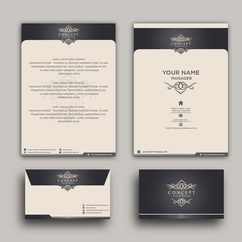 Runner-up design by neiska™
