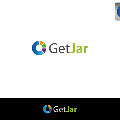 logo for GetJar | Logo design contest