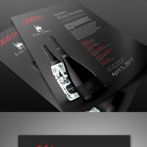 Tasting Menu Design Design by M A D H A N
