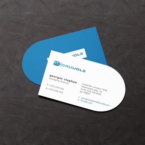Create a capturing design for the business cards of a startup called runner up design by carlosnukers reheart Image collections
