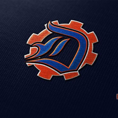 """Design finalista por DJA""""V-graphics"""