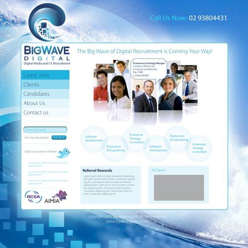 Ontwerp van finalist reklawdesign