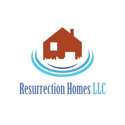 Resurrection homes llc needs a new logo logo design contest for Design homes llc