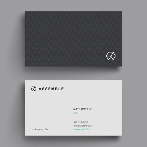 Diseño finalista de Hasanssin