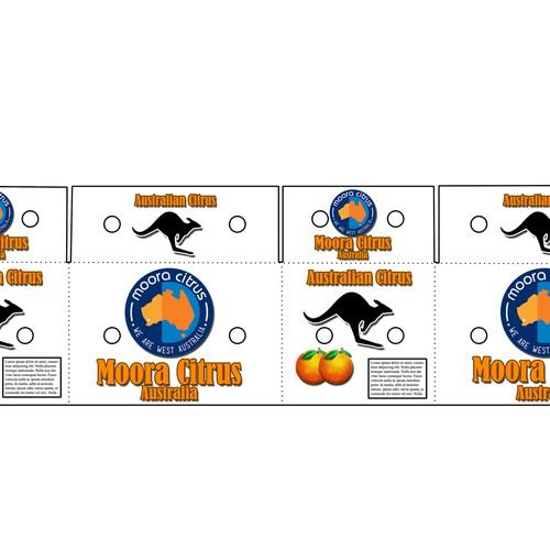Runner-up design by Nowitza