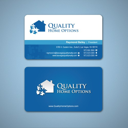 Create the next stationery for business cards for quality home runner up design by tcmenk reheart Choice Image
