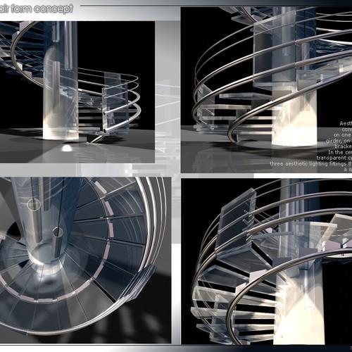 Design finalisti di Triptih