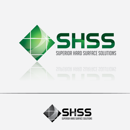 Superior Hard Surface Solutions Or Shss Needs A New Logo Logo Amp Business Card Contest