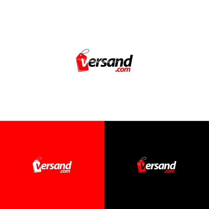 Logo design for new online shop logo design for Design versand