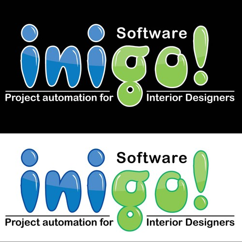 Ontwerp van finalist AS logos