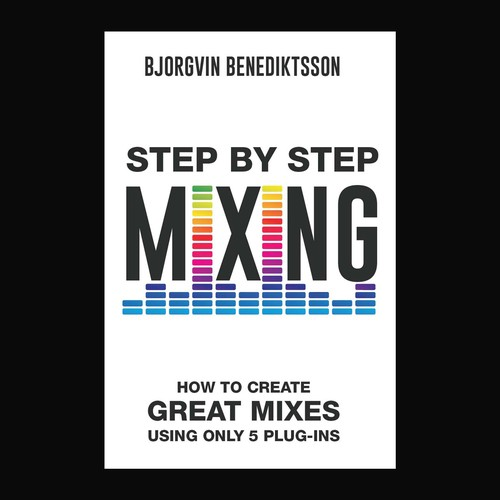 Design a Best-Selling Book Cover for a Music Producer Design by aksaramantra