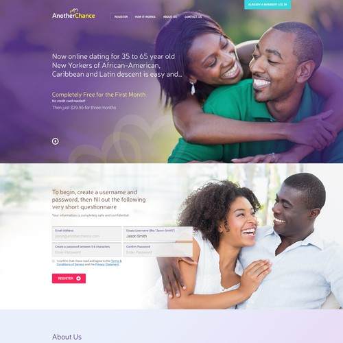 African American Dating Site