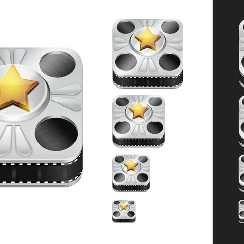 Diseño finalista de Slidehack