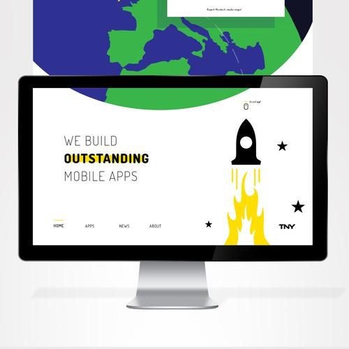 Runner-up design by PhilippW