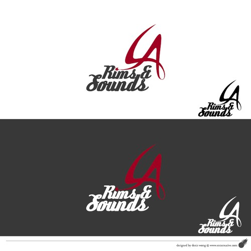 Runner-up design by Dendo