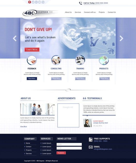 Winning design by Nextair