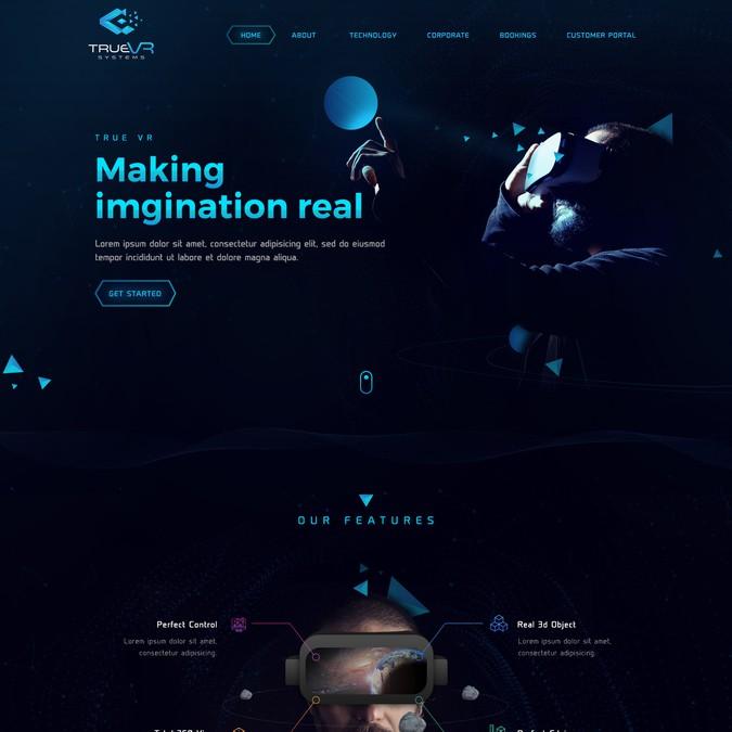 Gewinner-Design von FuturisticBug