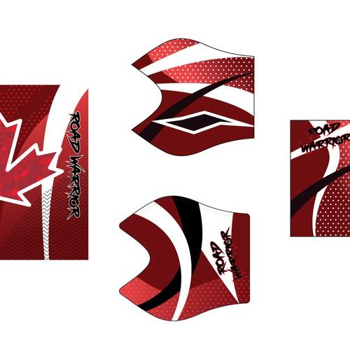 Runner-up design by Yopixart