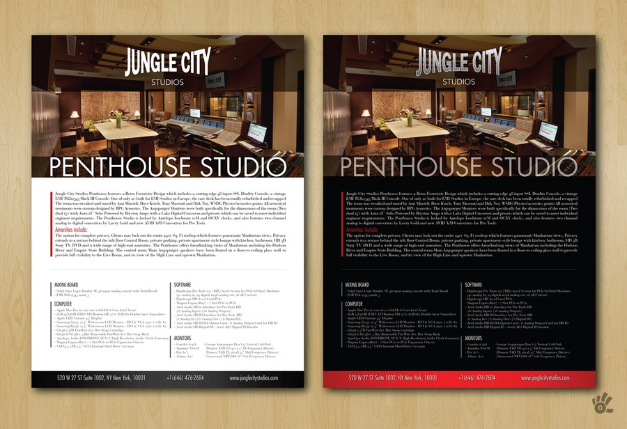 Diseño ganador de ADMDesign Studio