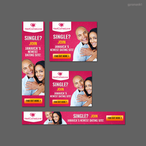 dating banners site- ul