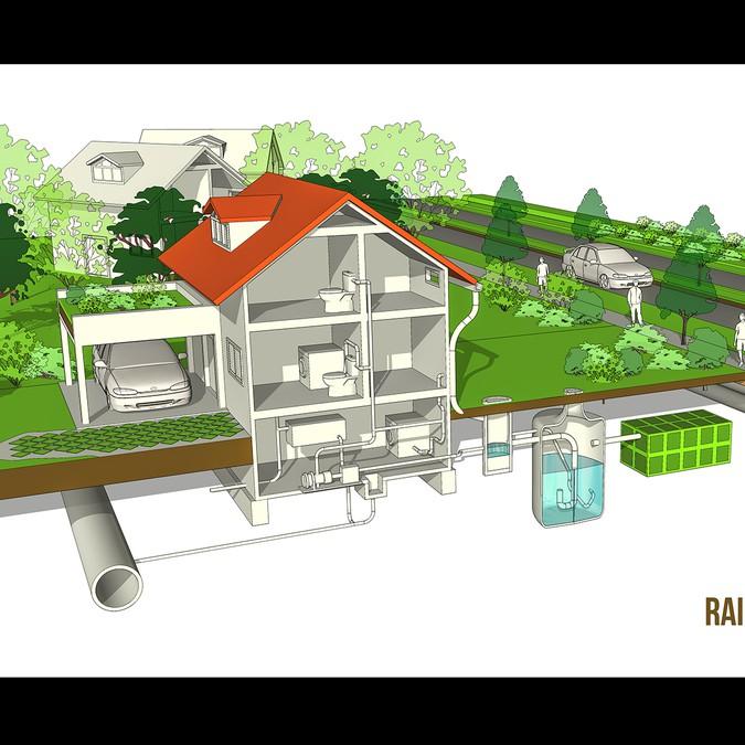 Gewinner-Design von Pine Studio