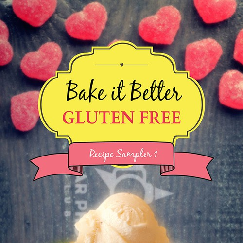 Create a Cover for our Gluten-Free Comfort Food Cookbook Design by PinaBee