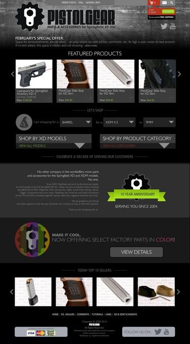 Winning design by Andrid