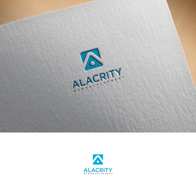 Alacrity Web Development | Logo design contest