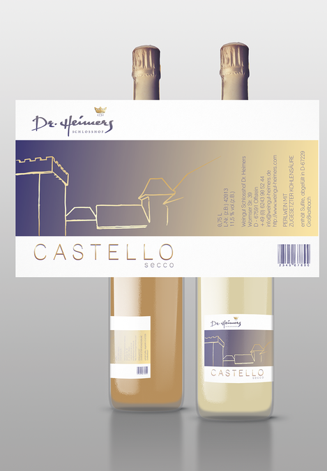 Winning design by desinger.
