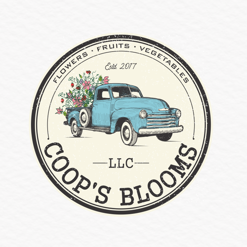 Hobby Farm specializing in cut flowers needs a logo Design by DIX LIX MIX