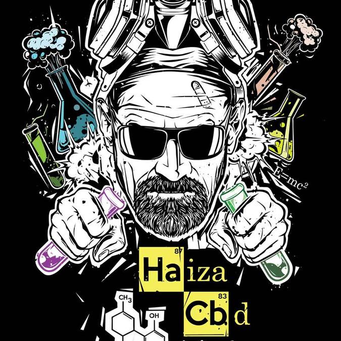 Diseño ganador de HafizDesignWork