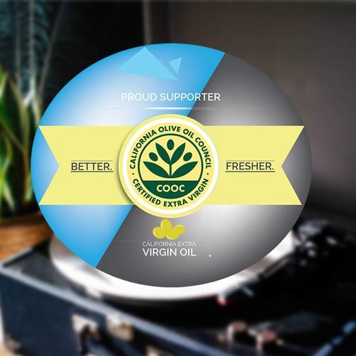 Runner-up design by Hendri33