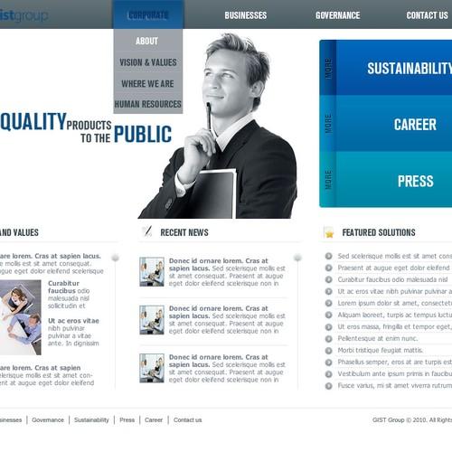 Zweitplatziertes Design von designfxpro