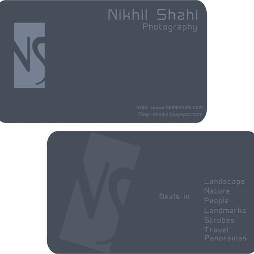 Ontwerp van finalist hishamchishti