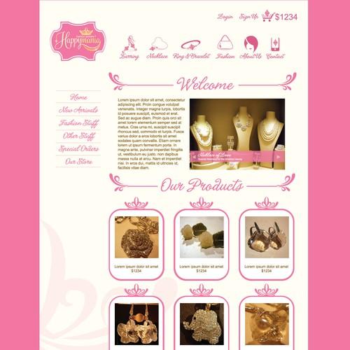 Diseño finalista de Angelia Maya