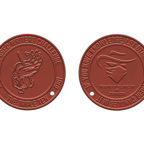 Runner-up design by Spiderweb